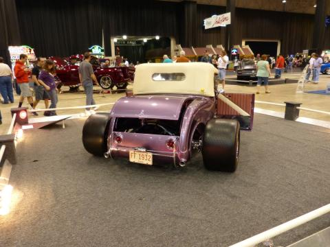 1932 Ford - Friendly Persuader - Purple Trophy Eater - The Farroni Brothers Feat1315