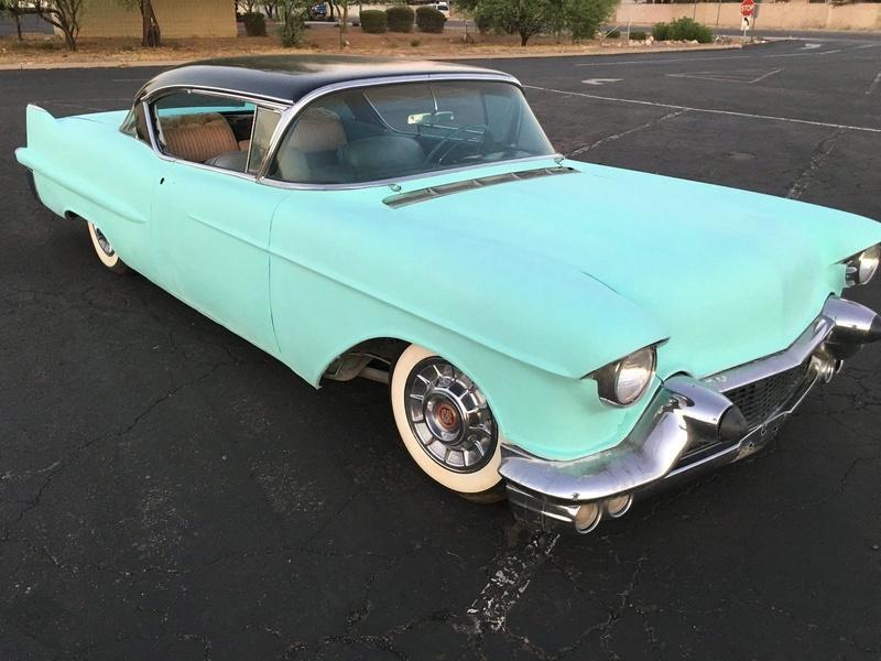 Cadillac 1957 & 1958  custom & mild custom - Page 2 S-l16013