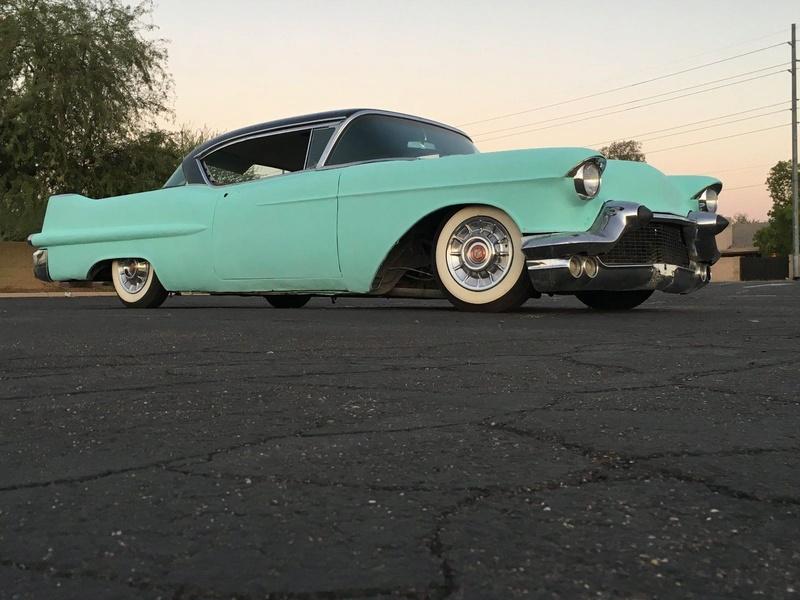 Cadillac 1957 & 1958  custom & mild custom - Page 2 S-l16014