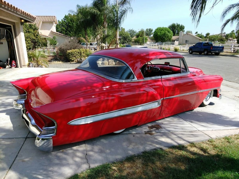 Chevy 1953 - 1954 custom & mild custom galerie - Page 14 S-l16025