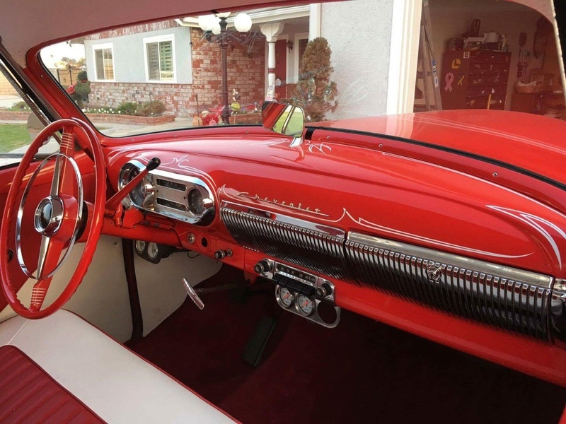 Chevy 1953 - 1954 custom & mild custom galerie - Page 14 S-l16026