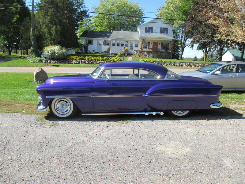 Chevy 1953 - 1954 custom & mild custom galerie - Page 14 S-l16045