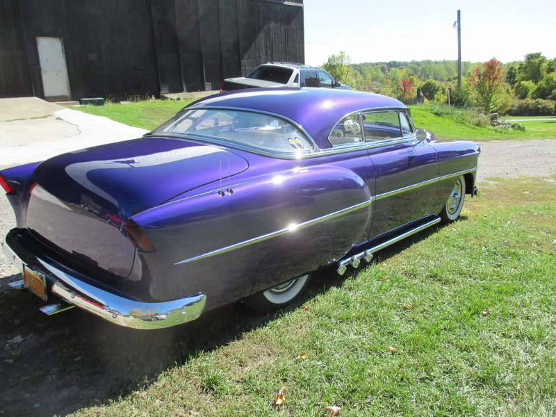 Chevy 1953 - 1954 custom & mild custom galerie - Page 14 S-l16047
