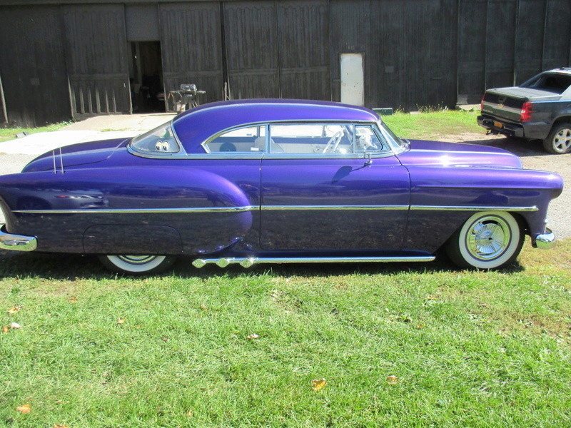 Chevy 1953 - 1954 custom & mild custom galerie - Page 14 S-l16049