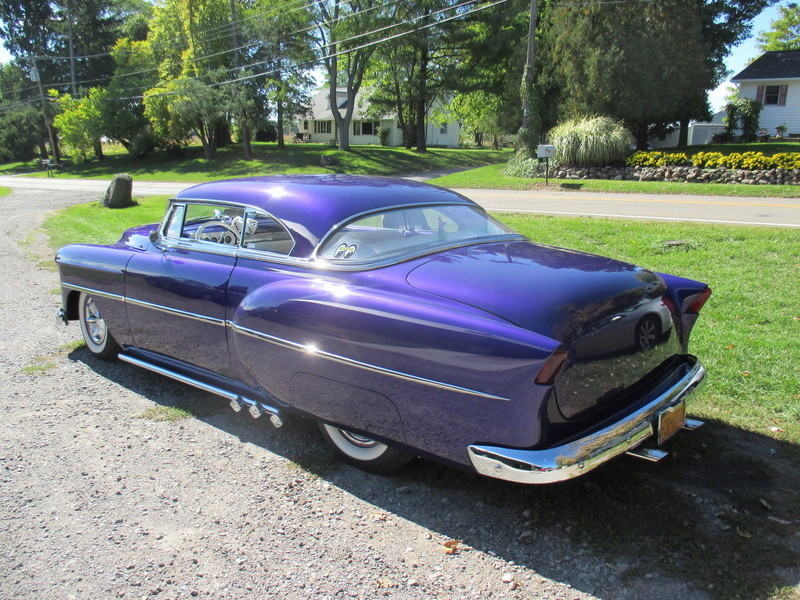 Chevy 1953 - 1954 custom & mild custom galerie - Page 14 S-l16050