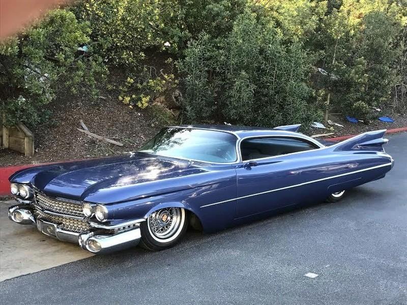 Cadillac 1959 - 1960 custom & mild custom - Page 4 S-l16086