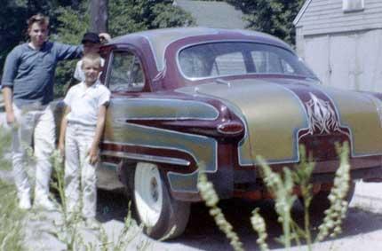 custom cars in the street ( 1950's & 1960's) - Page 4 Watson10