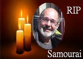 """C'est l'histoire d'un mec... qui s""""appelle Samouraï. Samour12"""
