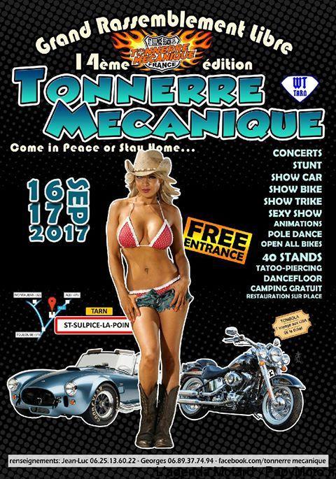 Tonnerre mécanique - St-Sulpice-La-Pointe (81) 16-17 / 09 14e-to10