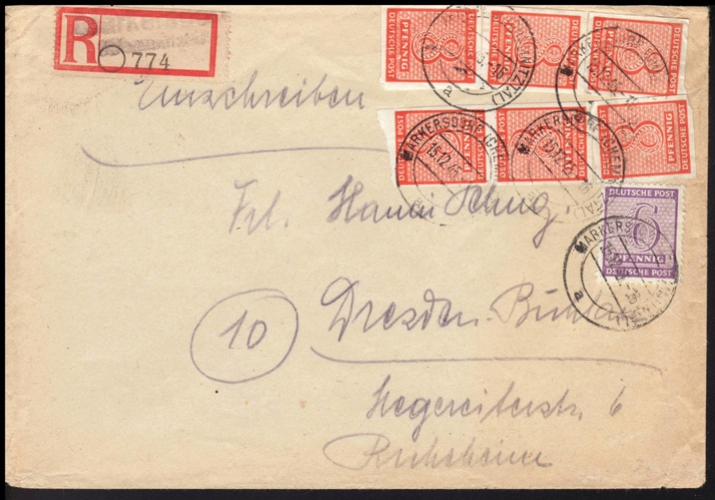 Westsachsen (OPD Leipzig) -Sowjetische Besatzungszone- - Seite 2 118xa10