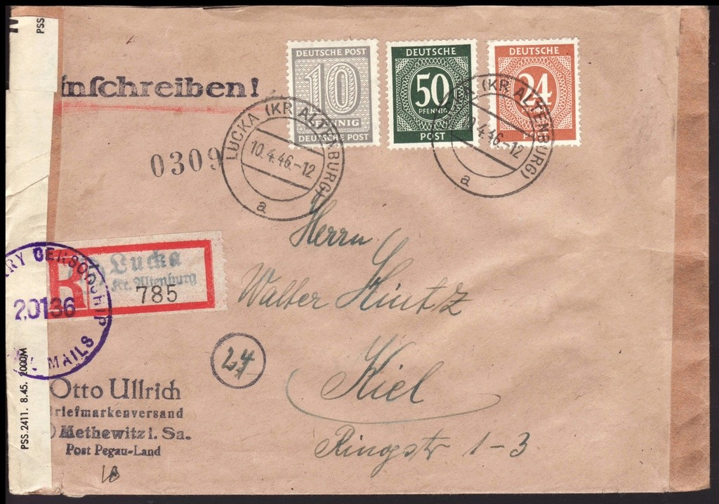 Westsachsen (OPD Leipzig) -Sowjetische Besatzungszone- - Seite 2 131a10