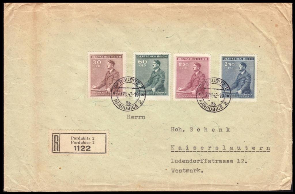 litauen - Deutsche Besetzungsausgaben im II. Weltkrieg - Seite 8 Bum110