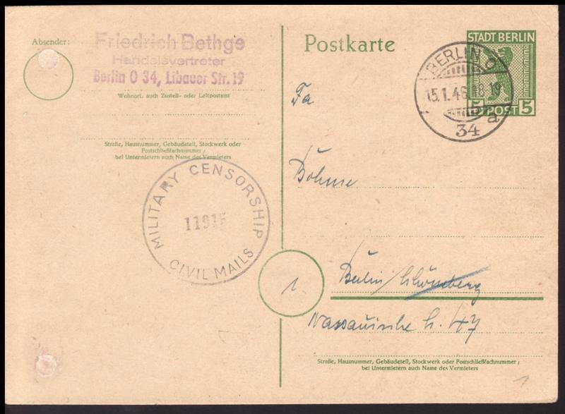 Berlin - Brandenburg (OPD Potsdam) -Sowjetische Besatzungszone- - Seite 2 P3e10