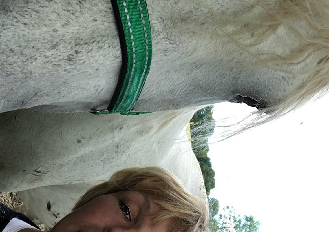 (Dept 19) 14 ans - PIETTE DE COCAN - Percheron PP -partie rejoindre les étoiles  Selfie10
