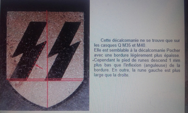 Authentification Casque Waffen SS M40 Jpeg_211