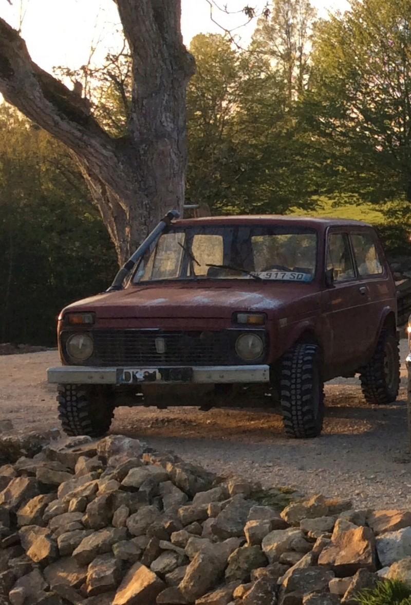 2 Lada Niva à vendre Image10