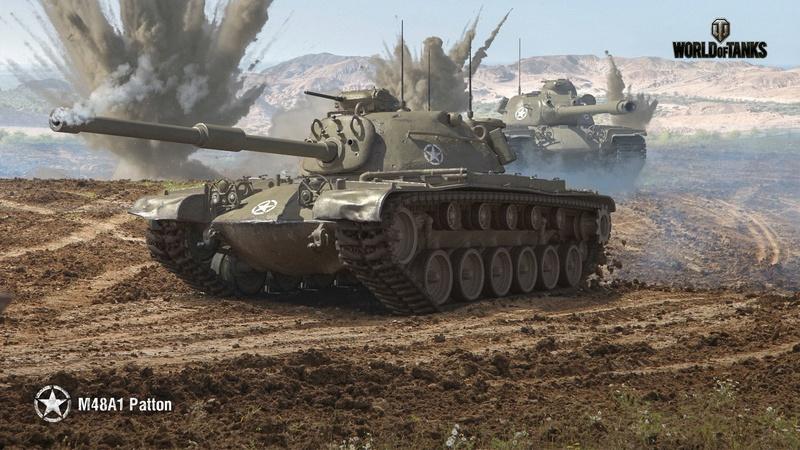 M48A1 Patton He8krg10