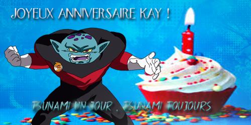 Joyeux anniversaire kay Kay10
