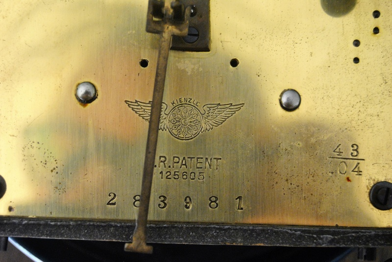 Carillon Kienzle Dsc_0314