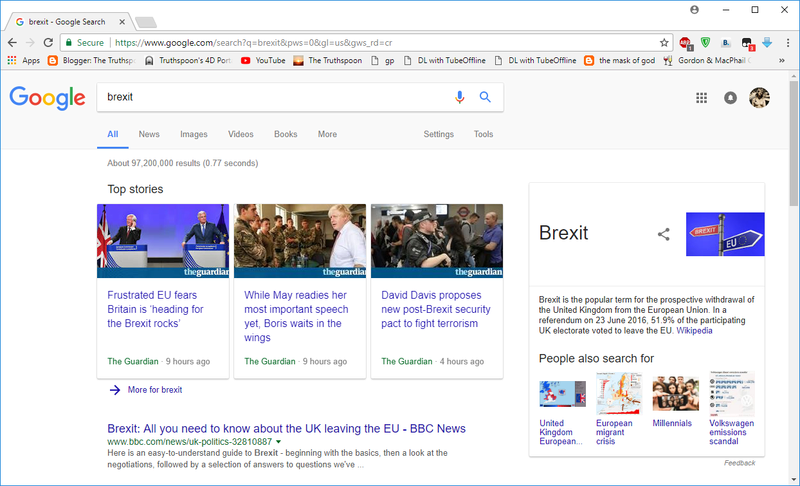 The strange love affair between Google and The Guardian. 3guard10