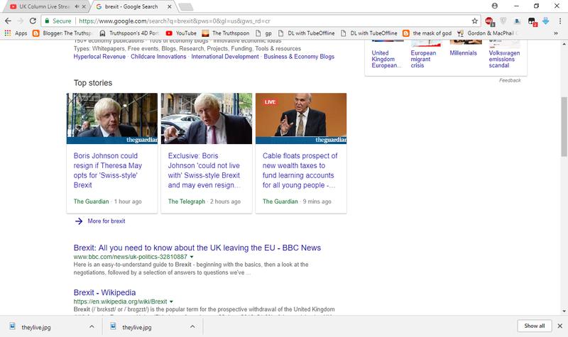 The strange love affair between Google and The Guardian. Guardi10