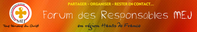 Forum équipes diocésaines 59-62
