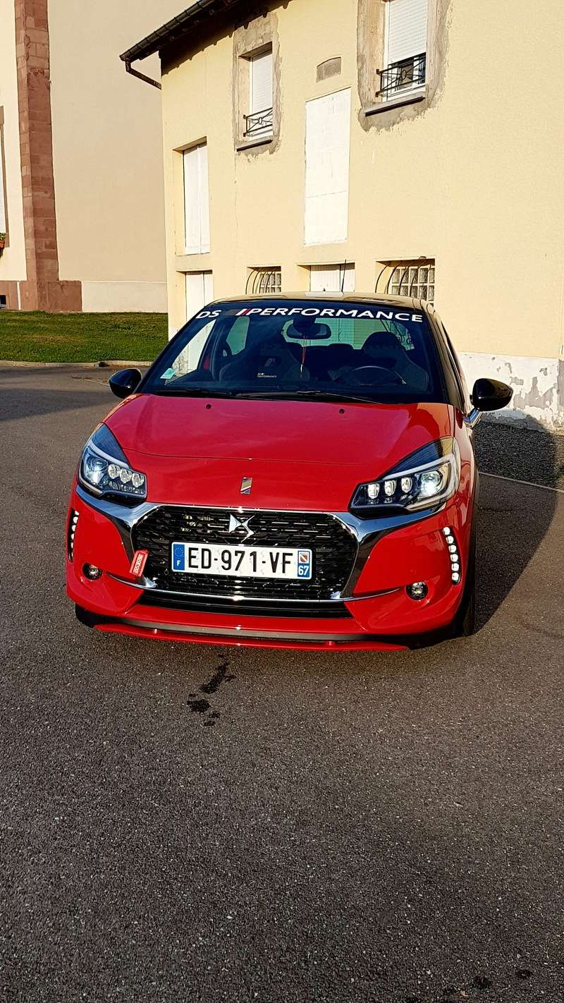 [thierry88] DS3 Performance rouge Aden et hdi red edition  20170823