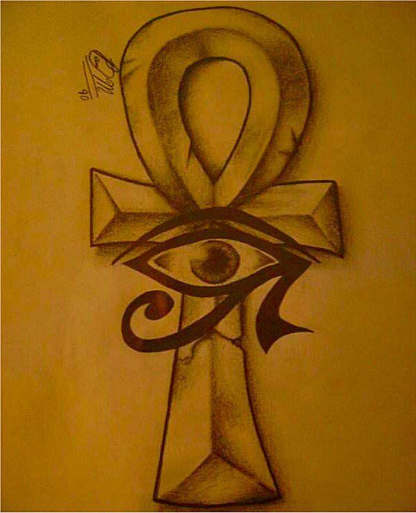 10 symboles spirituels et leur signification Ankh10