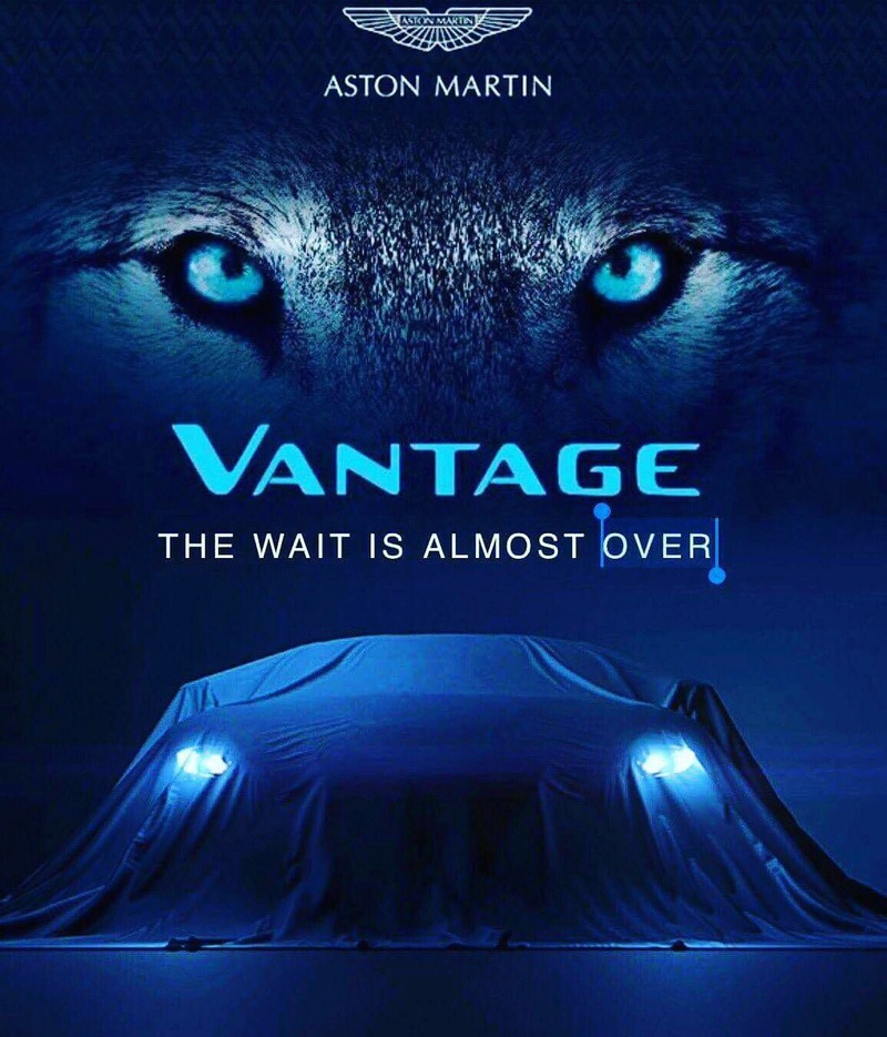 2017 - [Aston Martin] Vantage V110