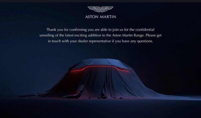 2017 - [Aston Martin] Vantage V210