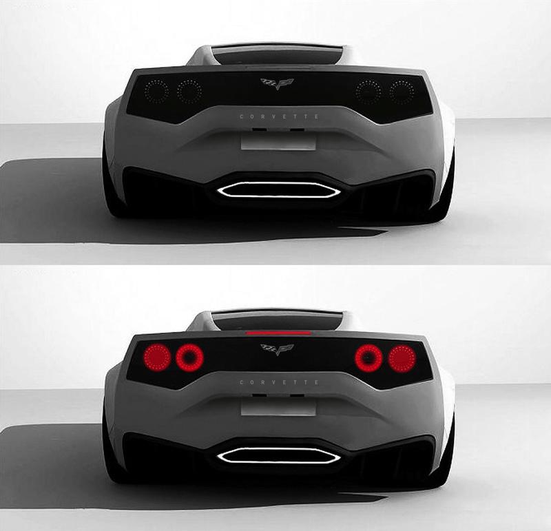 Cartoon Corvette C3... Best of !!!! - Page 9 Vue_ar10