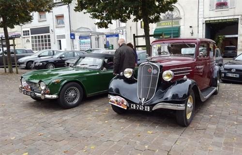 7ème Rallye du Rendez-Vous de la Reine le 17 septembre 2017 - Page 2 20170920