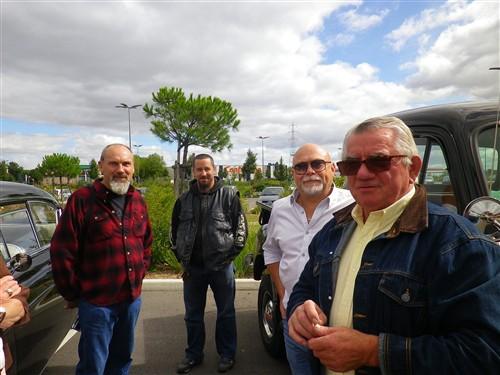 Rencontre Anciennes de Chartres Barj1730