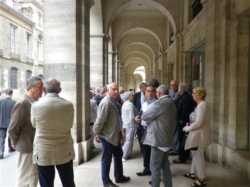 Visite du Sénat le samedi 24 juin 2017 Synat012