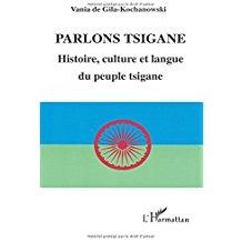 """""""Parlons tsigane: Histoire, culture et langue du peuple tsigane"""" de Vania De Gila-Kochanowski Parlon10"""