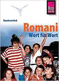 """Mozes Heinschink und Daniel Krasa """"Reise Know-How Kauderwelsch Romani"""" Romani11"""