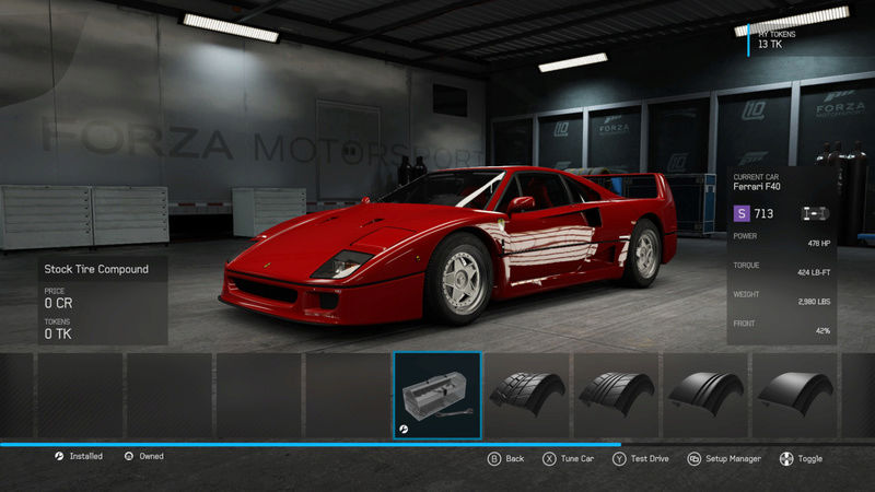 FM6 Time Attack | Stock Car Challenge #8 (1987 Ferrari F40) 0002_210