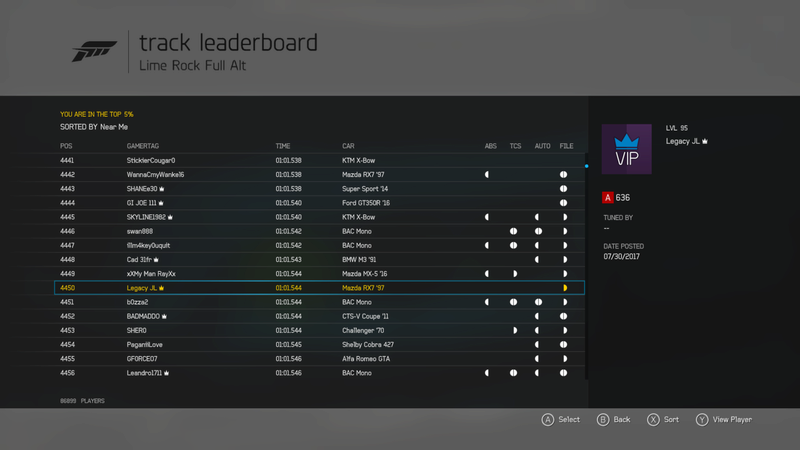 FM6 | Lime Rock Full Alt - 300HP (FWD/RWD/AWD) *RESULTS UP* 01228e10