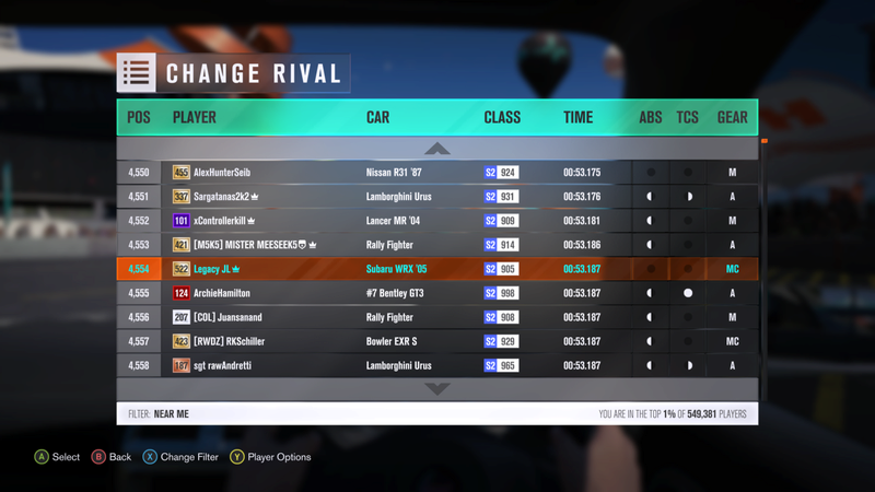 FH3 | Surfers Paradise Park Cross Country Circuit - 500HP (FWD/RWD/AWD) *RESULTS UP* 1d20ca10