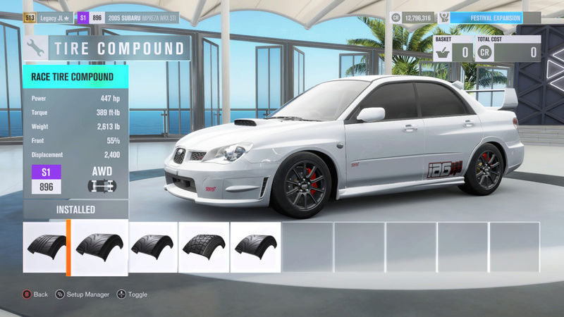 Surfers Paradise CSS - 450HP (FWD/RWD/AWD *RESULTS UP* 1stis10