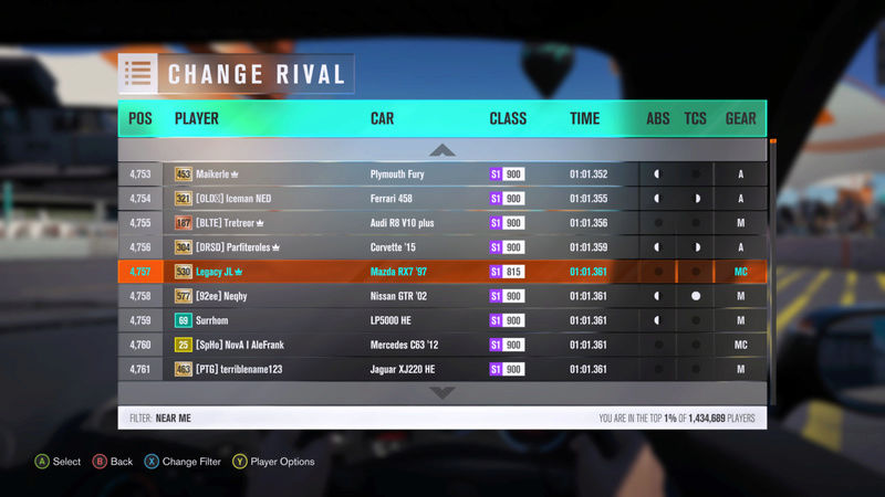 FH3 | Surfers Paradise SVC - 300HP (FWD/RWD) 2_110