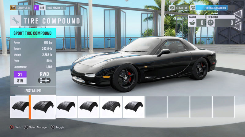 FH3 | Surfers Paradise SVC - 300HP (FWD/RWD) 2_210