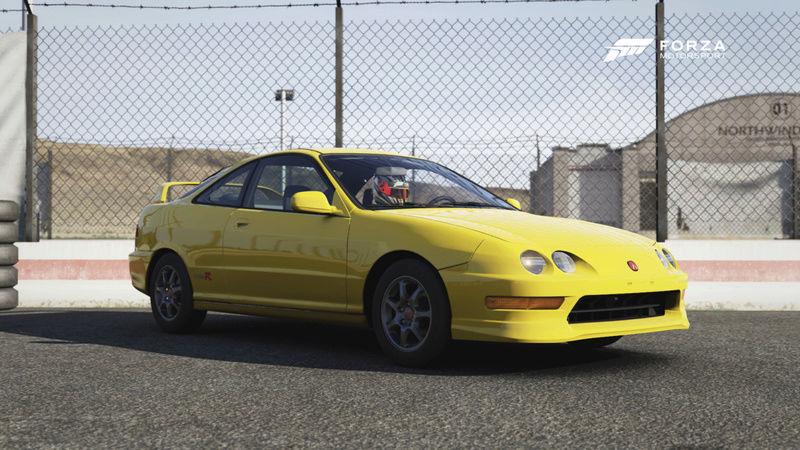 FM6 | 2001 Acura Integra Type-R 61145710