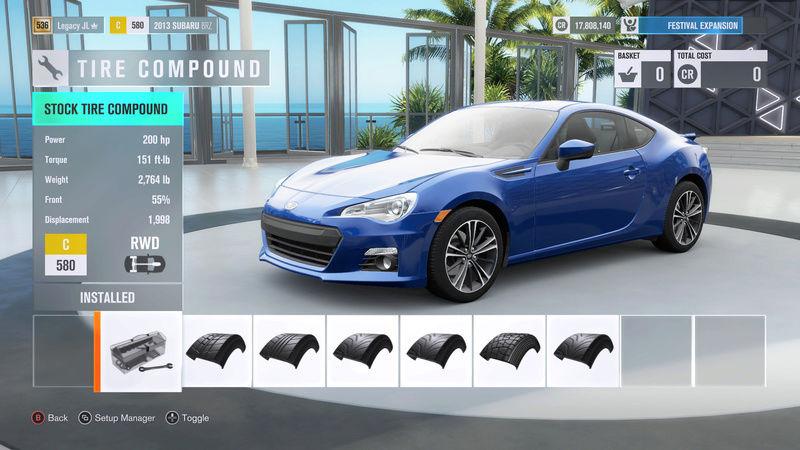 FH3 Time Attack | Stock Car Challenge #21 (2013 Subaru BRZ) 74604710