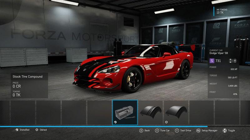 FM6 | Stock Car Challenge #2 (2008 Dodge Viper SRT 10 ACR) *RESULTS UP* 7c2bcd10