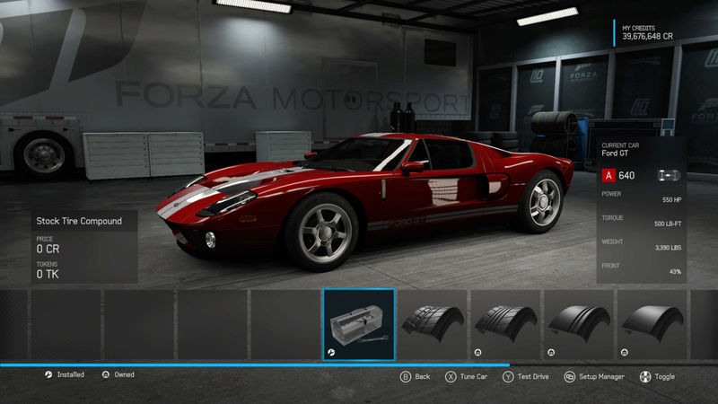FM6   Stock Car Challenge #1 (2005 Ford GT) *RESULTS UP* 9c93f810