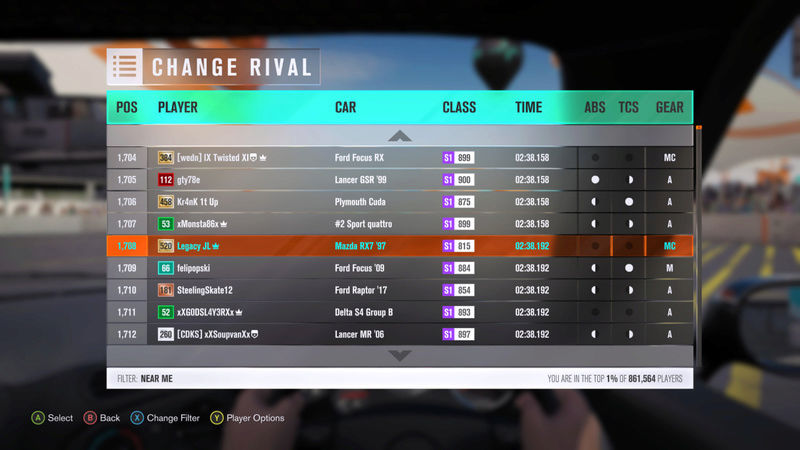 FH3 | Outback Redstone Strip Pass Trail - 300HP (FWD/RWD) *RESULTS UP* B8ddb410