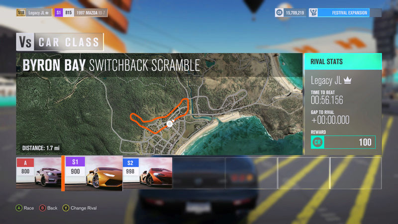 FH3 | Byron Bay Switchback Scramble - 300HP (FWD/RWD) *RESULTS UP* D67c4610