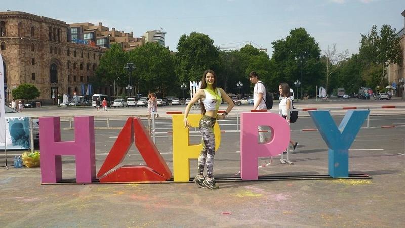 Armenian sport 19990310