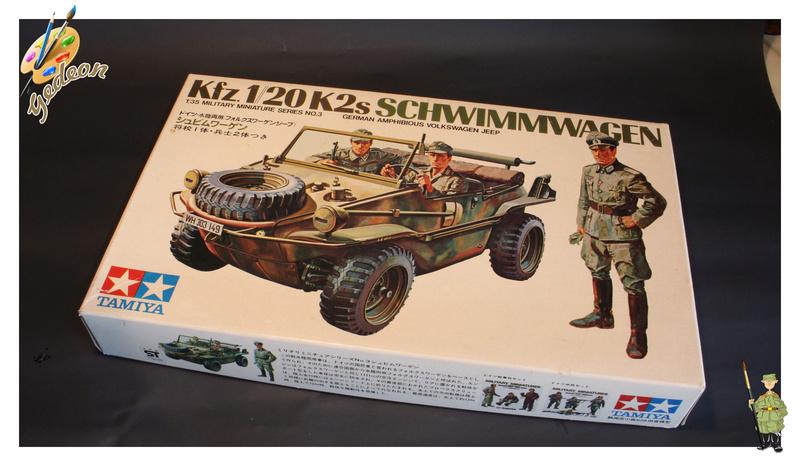 Schwimmwagen  Kfz. 1/20K2s ref : 35003 au 1/35 « Vintage » Image_10